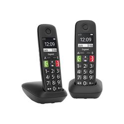 Telefono fisso Gigaset - E290 duo l36852h2901k101