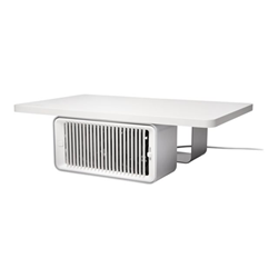 Coolview wellness monitor stand with desk fan supporto monitor k55855eu