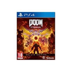 Videogioco Doom eternal deluxe edition sony playstation 4 1036025
