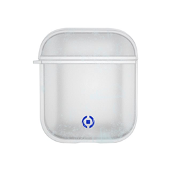 Custodia Celly - AIRPODS 1/2 GLACIER CASE WH