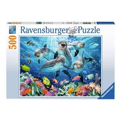 Puzzle Ravensburger - Special Collections Classic - Delfini 14710