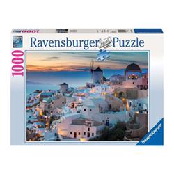 Puzzle Ravensburger - Santorini 19611