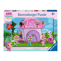 Puzzle Ravensburger - Cry babies 60 giant 03056