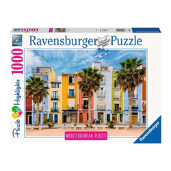 Puzzle Puzzle Highlights Spagna Mediterranea 14977