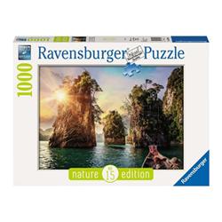Puzzle Ravensburger - Rocce di Cheow Lan, Thailandia 13968