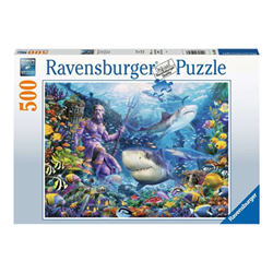 Puzzle Ravensburger - King of the sea 15039a