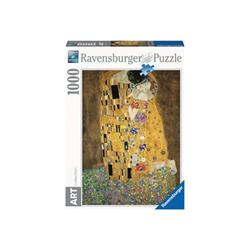 Puzzle Ravensburger - Art collection - gustav klimt: the kiss 15743