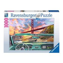 Puzzle Ravensburger - Golden gate 19720