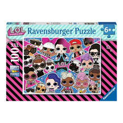 Puzzle Ravensburger - Xxl - lol surprise 12882