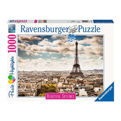 Puzzle Ravensburger - Puzzle Highlights - Parigi 14087