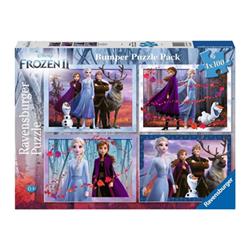 Puzzle Frozen 2 puzzle bumper pack 12885
