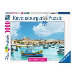 Image of Puzzle Puzzle Highlights - Malta Mediterranea 14978