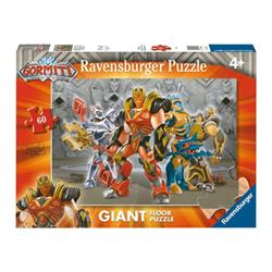 Puzzle Ravensburger - Gormiti a 03011