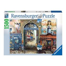 Puzzle Ravensburger - Classic - ingresso a parigi 16241a