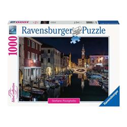 Puzzle Ravensburger - Talent collection - canali di venezia 16196