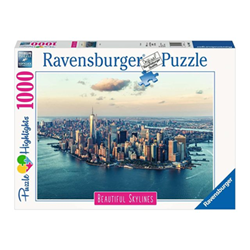 Puzzle Ravensburger - Puzzle Highlights - New York 14086