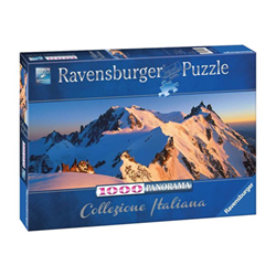 Puzzle Ravensburger - Panorama - Monte Bianco 15080