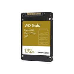 SSD Wd gold enterprise class ssd ssd 1.92 tb wds192t1d0d
