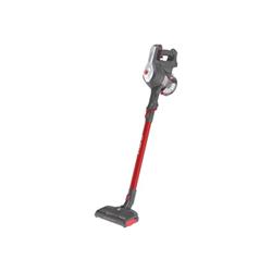 Scopa elettrica Hoover - H-Free 100 HF122GPT 011 Senza fili Senza sacco Grigio, Rosso
