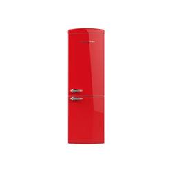 Frigorifero Bompani - BOCB606/R Combinato Classe A++ 60.5 cm No Frost Rosso