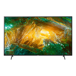 "TV LED Sony - 75XH8096 75 "" Ultra HD 4K Smart HDR Flat"