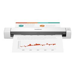 Scanner Brother - Dsmobile - scanner con alimentatore di fogli - portatile - usb 3.0 ds-640