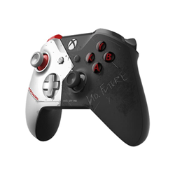 Controller Microsoft - Xbox wireless controller - cyberpunk 2077 limited edition - game pad wl3-00142