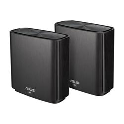 Switch Asus - Zenwifi ac (ct8) - impianto wi-fi - 802.11a/b/g/n/ac - desktop 90ig04t0-mo3r20