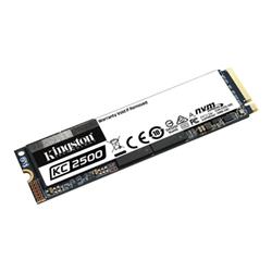 SSD Kingston - Kc2500 - ssd - 250 gb - pci express 3.0 x4 (nvme) skc2500m8/250g