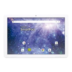 "Tablet MEDIACOM - SmartPad iyo 10 10.1"" - Android 9.0 (Pie) - 16 GB - 4G MSP1EY4G"