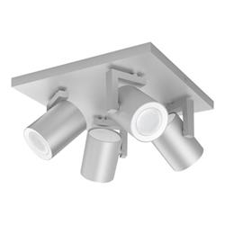 Lampada Philips - Hue white and color ambiance argenta - faretto 915005762601