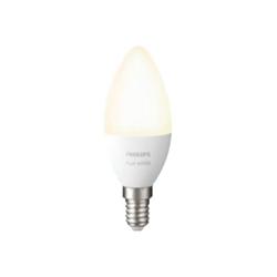 Lampadina LED Philips - Hue White, Lampadina LED  Smart con Bluetooth, Luce calda, E14