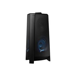 Casse acustiche Samsung - Giga party audio mx-t50 - altoparlante per eventi - senza fili mx-t50/zf