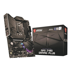 Motherboard Mpg z490 gaming plus scheda madre atx zoccolo lga1200 z490 z490 gam plus