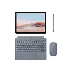 Kit tastiera mouse Surface go type cover tastiera con trackpad, accelerometro kcs 00114
