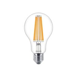 Lampadina LED Philips - Led classic - lampadina con filamento led - forma: a67 ledfil100clcw
