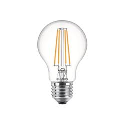 Lampadina LED Philips - Led classic - lampadina con filamento led - forma: a60 ledfil60clcw
