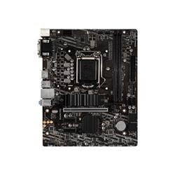 Motherboard B460m pro scheda madre micro atx zoccolo lga1200 b460 b460m pro