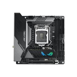 asus motherboard rog strix z490-i gaming - scheda madre - mini itx 90mb13a0-m0eay0
