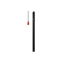APC - Easy metered rack pdu - unità distribuzione alimentazione - 11000 va epdu1216m