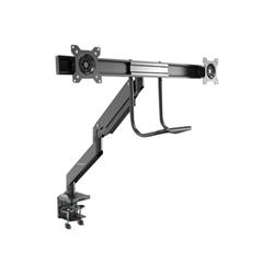 Adattatore Startech - Startech.com braccio per doppio monitor da tavolo armslimdual2usb3