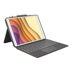 Tastiera Combo touch custodia tastiera e carta con trackpad qwerty 920 009642