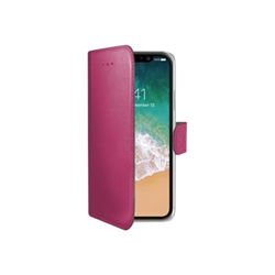 Custodia Celly - WALLY CASE IPHONE X/XS PINK