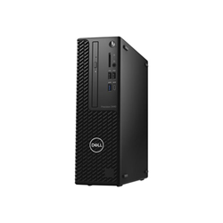 Workstation Dell Technologies - Dell 3440 small form factor - sff - core i7 10700 2.9 ghz - vpro - 16 gb dphdc