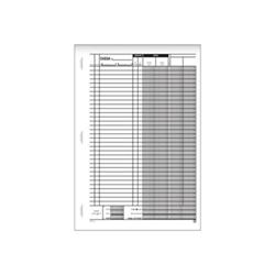 Modulistica Data Ufficio - Entrate e uscite di cassa con rendiconti e abbuoni du16821c000
