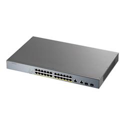 Switch Zyxel - Gs1350-26hp - switch - 24 porte - intelligente gs1350-26hp-eu0101f