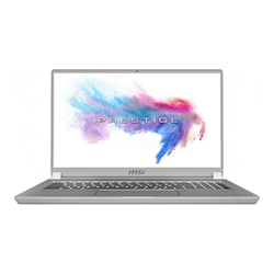 "Notebook MSI - P75 9sf 1214it creator - 17.3"" - core i7 9750h - 16 gb ram 9s7-17g112-1214"