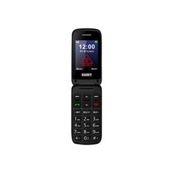 Telefono cellulare Saiet - Scudotre - nero - gsm - cellulare 13500925