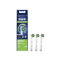 Spazzolino elettrico Braun - Oral-B CrossAction CleanMaximiser 3 Pezzi