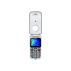 Telefono cellulare Brondi - Amico clock - nero - gsm - cellulare 10276050